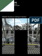 Weldlok Aluminium Grating & Handrail