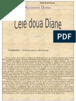 Alexandre Dumas - Cele Doua Diane