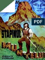 Alexandre Dumas - Stapanul Muntelui