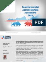 Forex-Raportul Complet Admiral Markets 3 Dec 2013