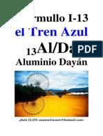 Murmullo I-13-El Tren Azul