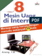 88 Mesin Pencetak Uang Internet