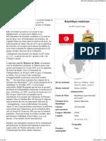 Tunisie - Wikipédia