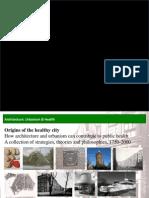 PDF College 1 Cor Wagenaar Urbanism Health