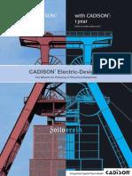 CADISON Electric Designer
