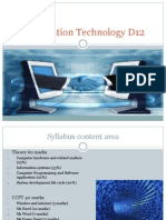 Information Technology D12 Chapter 1