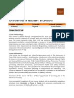 Plugin-fundamentals of Petroleum