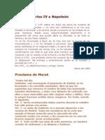 Comentarios Guerra de La Indep y La Rev Liberal, Las Cortes de Cadiz