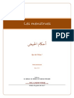 Fr-Islamhouse Les Menstrues