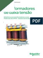 Catalogo Transformadores Bt