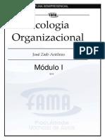 Psicologia Organizacional Md1