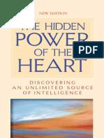 Hidden Power of the Heart