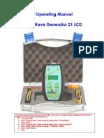 Manual BioWave21