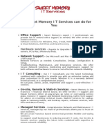 Network Services San Francisco