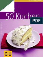 1 Teig - 50 Kuchen (Gina Greifenstein)