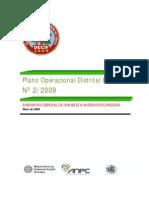 Plano OP Distrital 02-2009