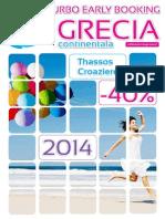 Catalog Grecia Continentala 2014