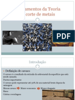 Duemita e Emmanuel Fundamentos da Teoria de corte de metais.pptx