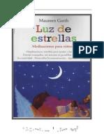 MAUREEN GARTH Luz de Estrellas Meditaciones para niños