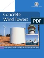 Concrete Wind Towers 05