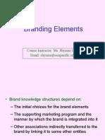 Brand Elements L-3