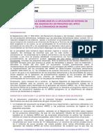 Directrices Flexibilidad APPCC CM 2012