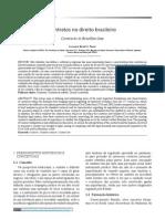 Contratos No Direito Brasileiro
