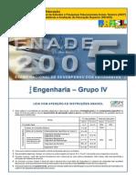 Engenharia IV 2005