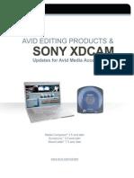 Sony XDCAM AMA Workflow Guide