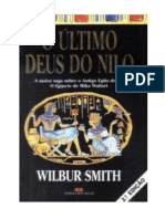 O Ultimo Deus Do Nilo Wilbur Smith