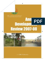 CDRI Annual Development Review 2007-2008