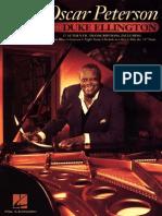 102004975 Oscar Peterson Oscar Peterson Plays Duke Ellington