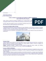 """20131203 - CP - Icade construira un """"immeuble-pont"""""""