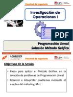 T1.4 IO I - UPN - Programación Lineal - Solución Gráfica