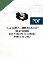 Rosa TriRosa_tricolorecolore