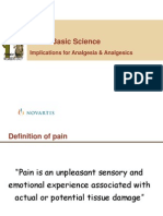 DW, Pain - Basic Science