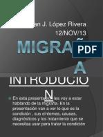Power Point-MIGRAÑA