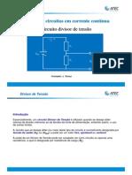 134936099 Analise de Circuitos Em Cc Divisor de Tensao