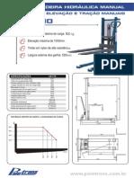 Piazza Empilhadeira Hidraulica Manual Especificacoes Tecnicas 400471[1]