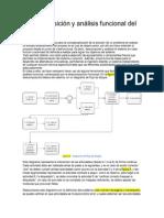 Descomposición y análisis funcional del sistema