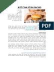 הפרעות אכילה אצל ילדים ונוער