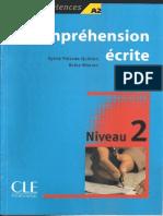 Comprehension Ecrite A2