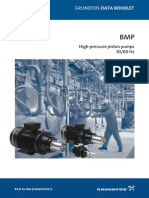 Bmp High Pressure Piston Pumps
