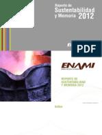 ENAMI Reporte Sustentabilidad 2012 .pdf