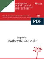 Dimacofi Reporte Sustentabilidad 2012 .pdf