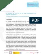 El impacto de las TIC en la vida cotidiana de las familias españolas de Luis Ayuso.