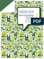 REPORTE Falabella Retail Corp 2012