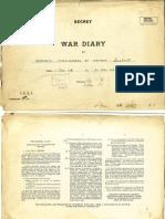 War Diary - Dec 1943