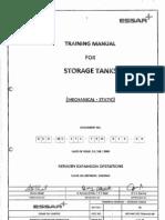 Storage Tanks Training Manual
