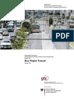 BRT manual